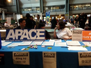 API heritage day, may 4, 2014 at the Seattle Center Armory