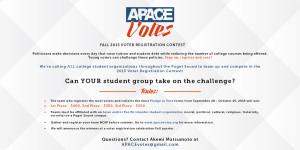 2015 Student Voter Registration Contest